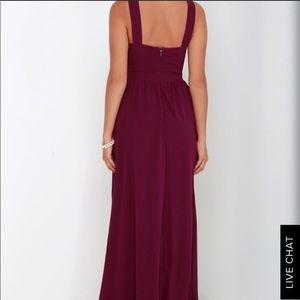 Lulu's Air of Romance dress